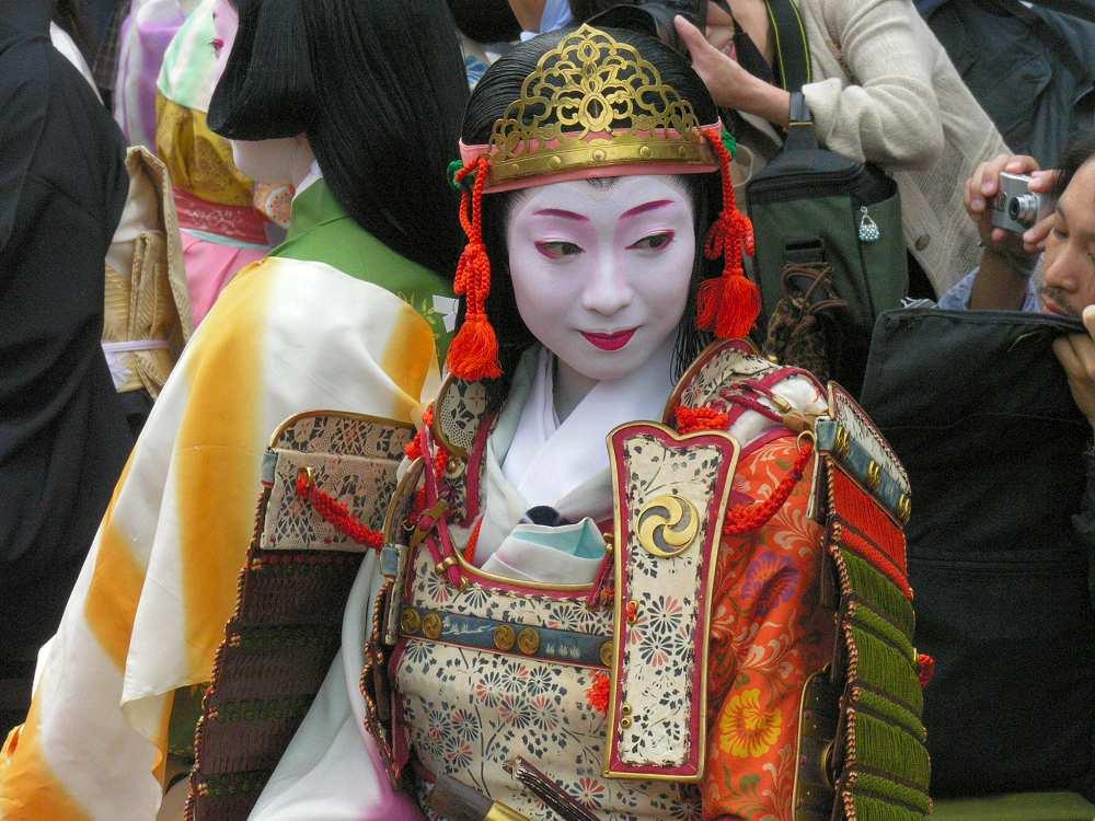 2010年時代祭・巴御前ー2