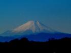 荒幡富士からの富士山
